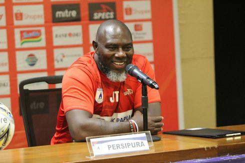 Persija Vs Persipura, Jacksen Hadapi 3 Pelatih Berbeda dalam Setahun