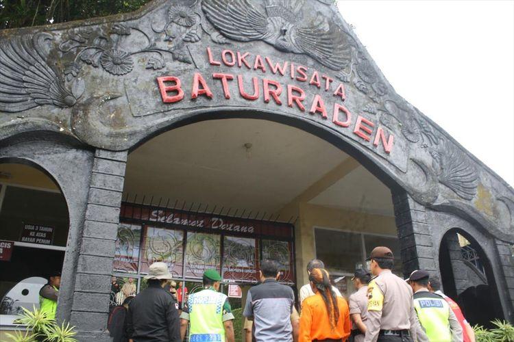 Kompleks Lokawisata Baturraden, Banyumas, Jawa Tengah.
