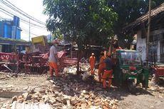 Pedagang Nasi Kapau Kramat Raya Segera Tempati Lahan Relokasi