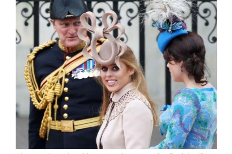 Fascinator hat Putri Beatrice