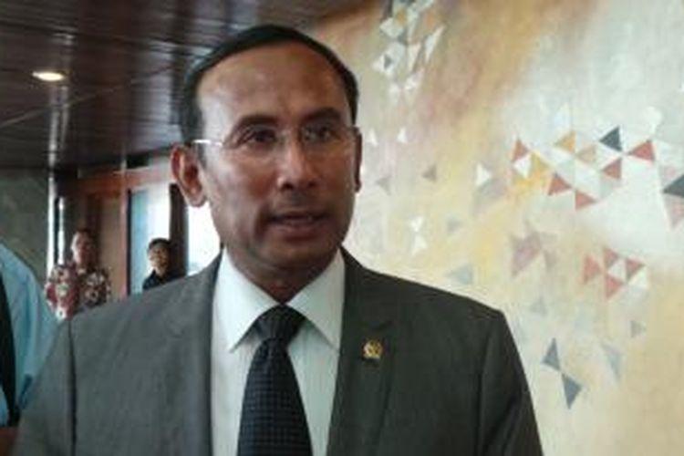 Anggota Komisi VII asal Fraksi Golkar Satya Widya Yudha