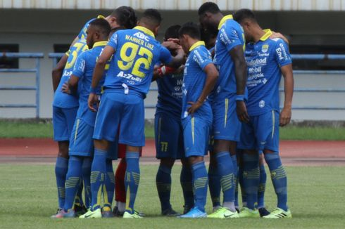Link Live Streaming Persib Vs Persela, Kickoff 18.25 WIB