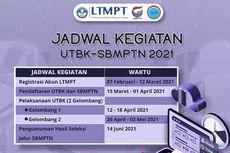 Jadwal Tes UTBK SBMPTN 2021 Ada Penyesuaian, Ini Informasinya