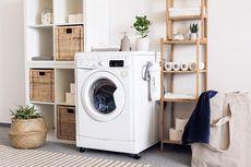 Penyebab Mesin Cuci Bukaan Depan Bau dan Solusinya