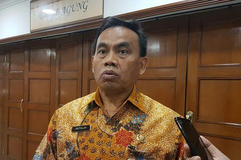Ketua DPRD Mengaku Belum Dapat Draf KUA-PPAS, Sekda DKI: Kami Sudah Kasih 5 Juli