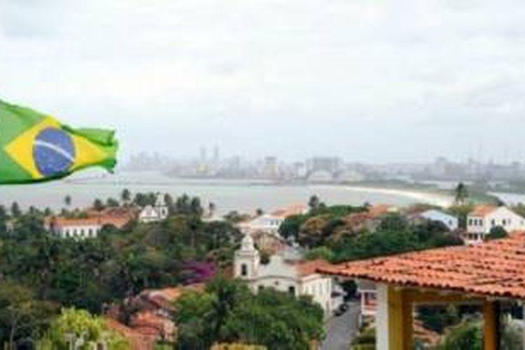Kota Recife Brasil