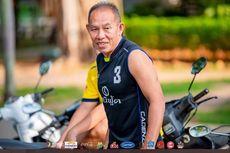 Berusia Setengah Abad, Pria Ini Ikut Seleksi Pemain Klub Liga Thailand