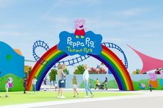 Peppa Pig Theme Park Akan Dibuka di Legoland Florida Resort pada 2022