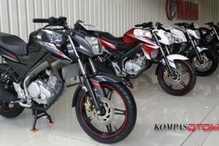 Model sport Yamaha.