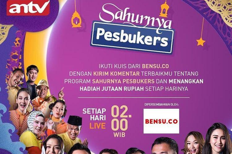 Sahurnya Pesbukers