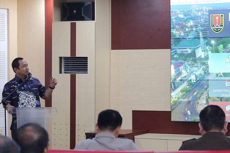 Lebih dari 10.000 Rapid Test Corona Disiapkan Pemkot Semarang