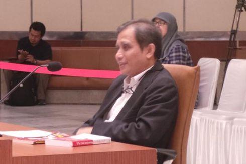 Capim KPK: Bila DPR Minta Seleksi Ulang, Sama Saja Lecehkan Lembaga Kepresidenan