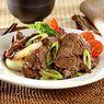 Cara Membuat Daging Sapi Lada Hitam yang Empuk, Masakan ala Restoran