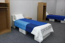 [POPULER PROPERTI] Cegah Seks Bebas, Tempat Tidur Atlet Olimpiade Tokyo Dibuat dari Kardus