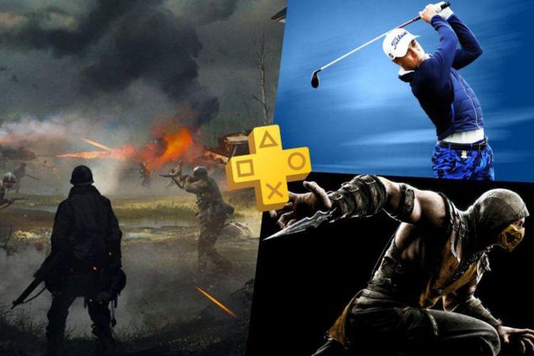Ilustrasi 3 game gratis PlayStation Plus Oktober 2021.