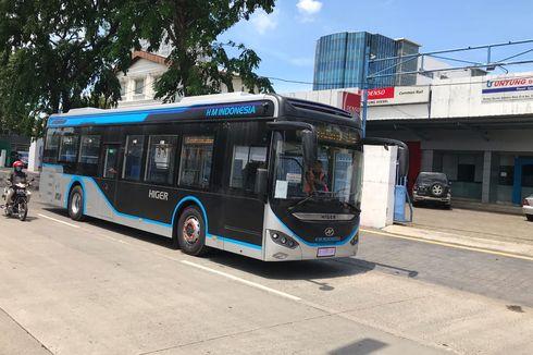 Bus Listrik Higer Berharap Bisa Dukung TransJakarta