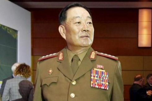 Tertidur dalam Acara Resmi, Menhan Korea Utara Dihukum Mati