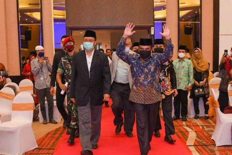Sempat Wawancara Menteri Agama, Wartawan NTB akan Dites Swab