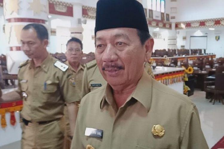 Wali Kota Bandar Lampung Herman HN