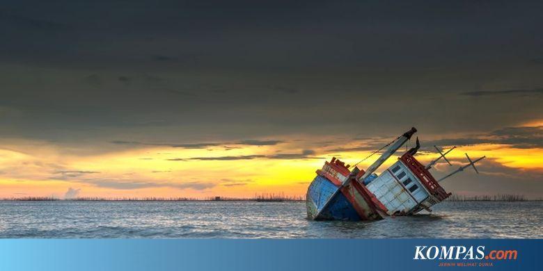 SILO Detik-detik Tenggelamnya Kapal Wisatawan yang Angkut 1 Keluarga di Labuan Bajo
