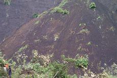 4 Orang Tewas akibat Tertimbun Longsor di Solok, Sumatera Barat