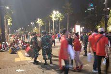 Sempat Ricuh, Kondisi SUGBK Usai Pertandingan Indonesia Vs Malaysia Mulai Kondusif