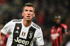 Pakai Nomor Keramat AC Milan, Bukti Mario Mandzukic Lebih Bernyali dari Ibrahimovic?