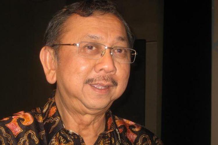 Ketua Umum Asosiasi Asuransi Jiwa Indonesia (AAJI) Hendrisman Rahim