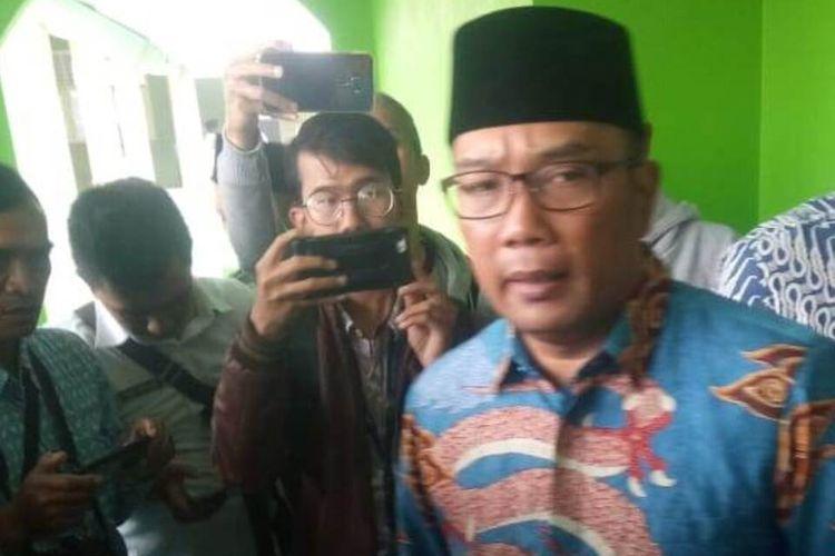 Gubernur Jawa Barat, Ridwan Kamil