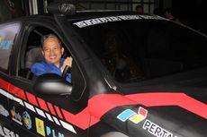 Mahasiswa ITS Bikin Mobil Hybrid Bahan Bakar Minyak Goreng Curah