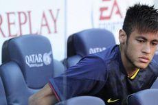 Minus Messi, Neymar Pun Tetap Cadangan