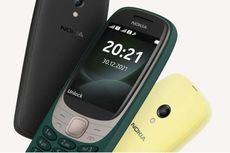 Bisa untuk Detoks Digital, Ponsel Nokia 6310 Klasik Dirilis Kembali