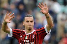 Resmi, Zlatan Ibrahimovic Kembali ke AC Milan