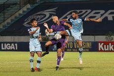 Hasil Liga 1: Dwi Kuswanto Gemilang, Persela Kalahkan Persik 1-0