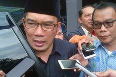 Diminta Tak Tinggalkan Bandung, Ini Jawaban Ridwan Kamil
