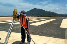 Luhut Minta Kemenhub Perpanjang Landasan Pacu Bandara Aceh Singkil