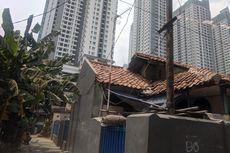 Warga Kampung Kebon Melati yang Terkepung Gedung Pencakar Langit Ingin Jual Tanah Mereka