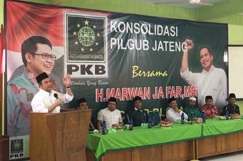Didukung Nahdliyin, Marwan Jafar Kandidat Terkuat PKB di Pilkada Jateng