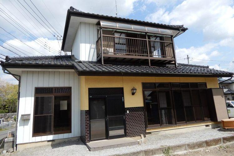 Rumah Kosong atau Akiya di Jepang