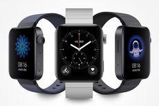 Xiaomi Mi Watch Resmi Meluncur, Mirip Apple Watch Harga Lebih Murah