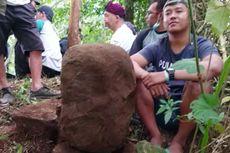 Temuan Batu Menyerupai Wajah Alien, Penggiat Budaya di Magetan Duga Kompleks Kuburan Suku Kalang
