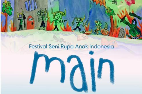 Hari Anak Nasional, Ini Agenda Kegiatan Seru di Festival Seni Anak