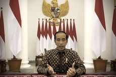 Jokowi: Kalau Vaksinasi Sudah 70 Persen, Daya Tular Virus Corona Agak Melambat