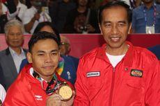 Sesuai Instruksi Jokowi, Bonus Atlet Asian Games Akan Cair Lebih Cepat