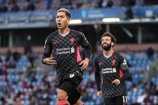 Hasil Burnley Vs Liverpool - Pesta Gol, The Reds Tembus 4 Besar Liga Inggris