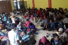 Hari Ini Siswa Korban Erupsi Kelud Mulai Sekolah