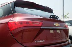 Chevrolet Captiva Ekspor ke Thailand, Tidak Meluncur di Indonesia