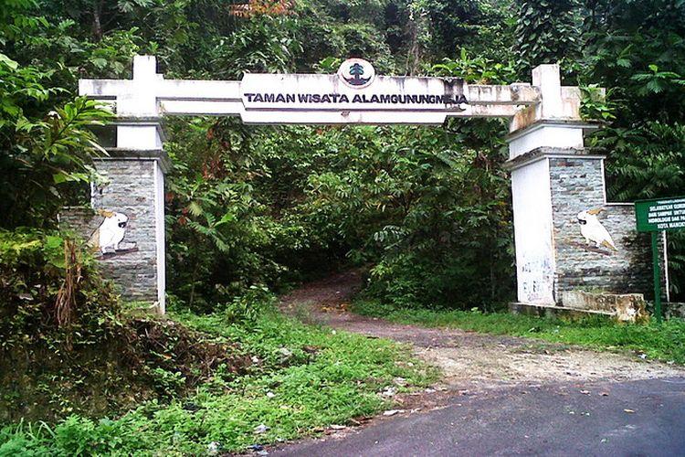 Taman Wisata Alam Gunung Meja, Manokwari