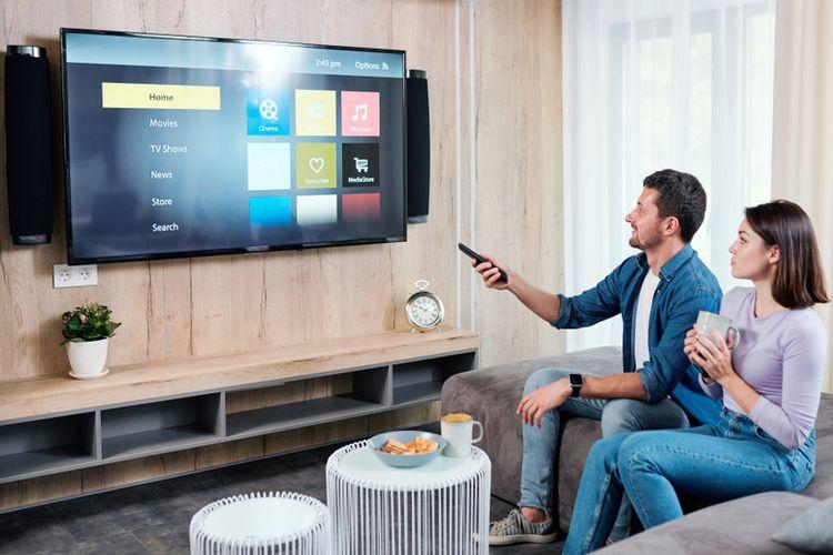 Apakah Perlu Menggunakan Smart TV? Ini Kelebihan dan Kekurangannya Halaman  all - Kompas.com