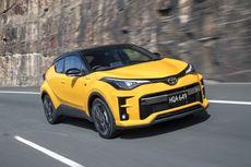Kental Aura Sporty, Penampilan Toyota C-HR GR Sport di Australia